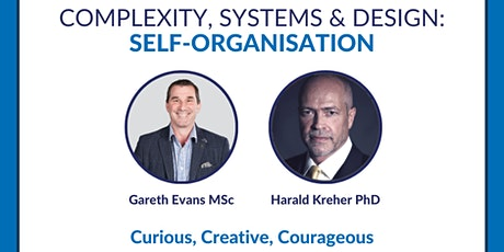 Complexity, Systems, Design: Self-Organisation tickets