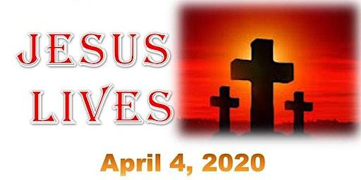 Hidden Treasures Ministries- Jesus Lives