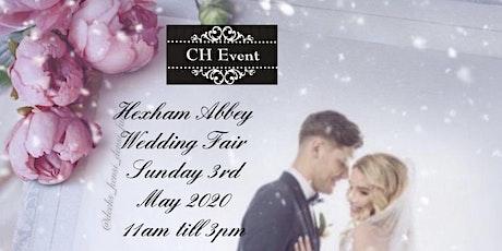Hexham Abbey Wedding Fair tickets