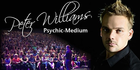 Alice Springs - Peter Williams Medium Searching Spirit Tour tickets