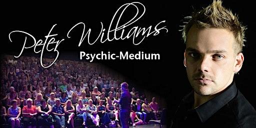 Alice Springs - Peter Williams Medium Searching Spirit Tour