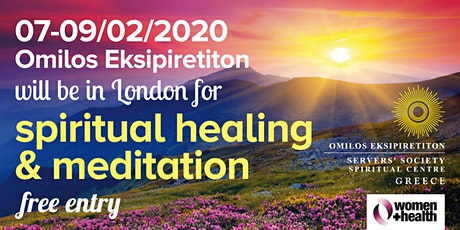 Meditation, Healing & Open Discussion tickets