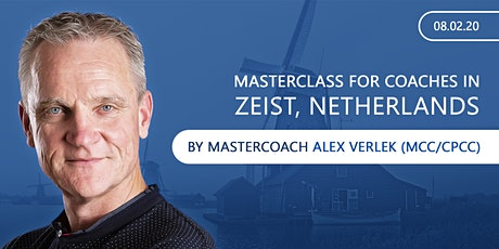Masterclass for coaches in Zeist tickets