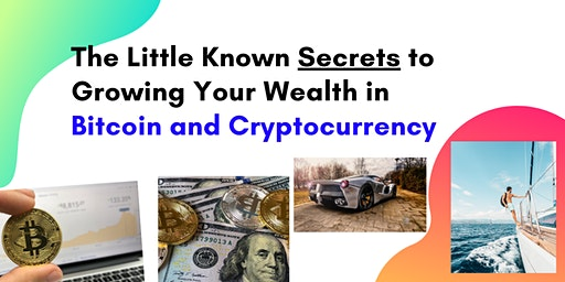 Bitcoin and Cryptocurrency Secrets: Turn Small Bets Into Potential Fortunes
