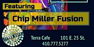 Jazz Sunday Brunch with Chip Miller Fusion