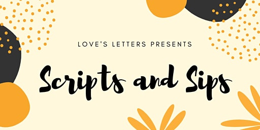 Scripts and Sips - Hand Lettering Workshop