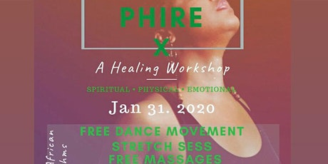 Phire X: a Healing Workshop tickets