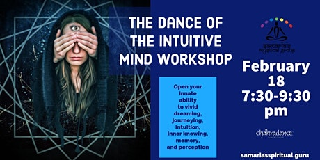 The Dance of the Intuitive Mind Workshop tickets