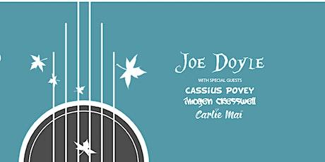 Joe Doyle w/ supports tickets