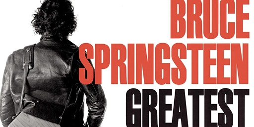 Wednesday 19th February - Bruce Springsteen Vinyl Classics!