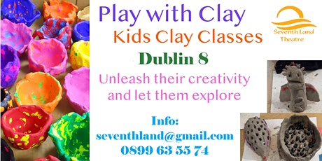 Play with Clay tickets