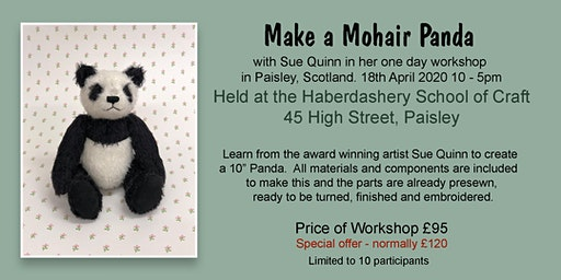Mohair Panda Workshop