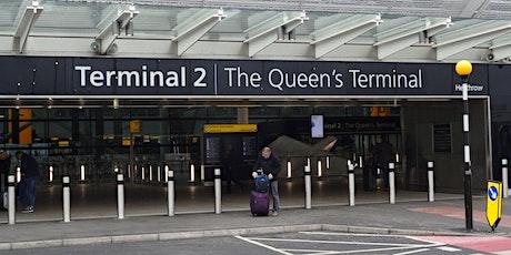 Heathrow & The  Journey Explorer Tour tickets