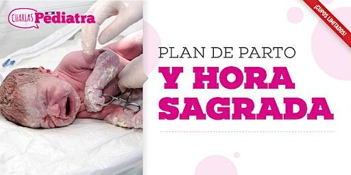 PLAN de PARTO y HORA SAGRADA