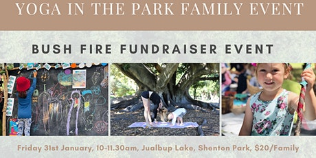 FUN FAMILY MORNING FOR  BUSHFIRE RELIEF tickets