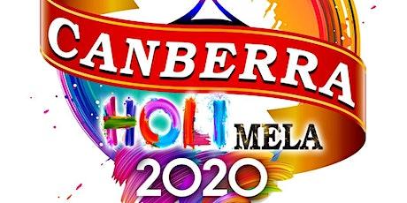 CANBERRA HOLI MELA 2020 tickets