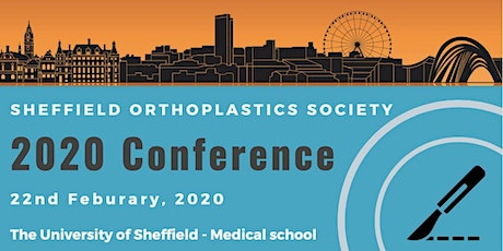 Sheffield Orthoplastics 2020 Conference tickets