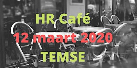 HR Café - 12 maart 2020 - TEMSE tickets