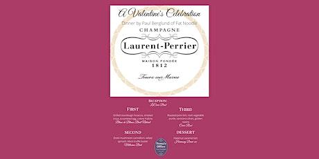 A Champagne-Valentine's Celebration Dinner tickets
