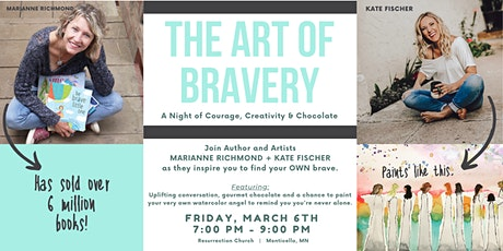The Art of Bravery tickets