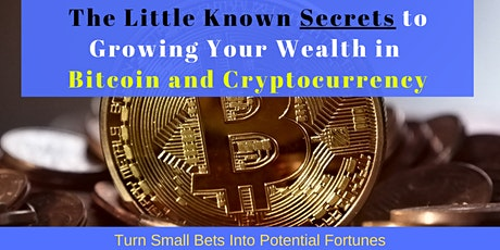 Top Bitcoin Expert Reveals Insider Secrets To Make More Money with Cryptocurrency tickets