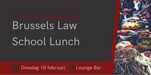 Brussels Law School Lunch