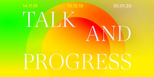 Talk and Progress - movie screening and discussion night (session 3)