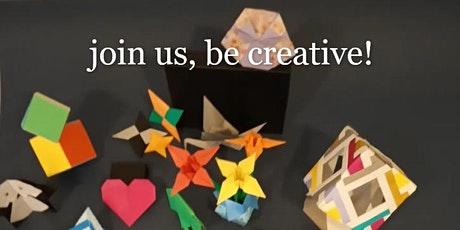 Origami classes  for teens tickets
