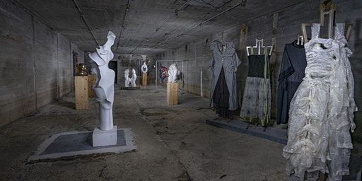 """Bunkerführung Spezial """"Aleppo"""" im Bunker Mönchengladbach-Güdderath"""
