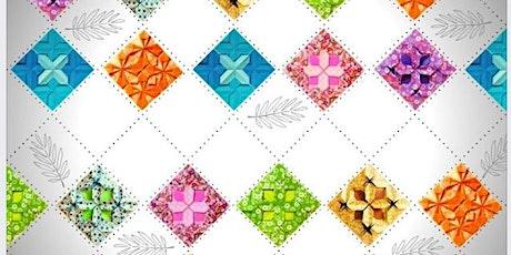 Origami meditation  - Fold paper unfold your mind bilhetes
