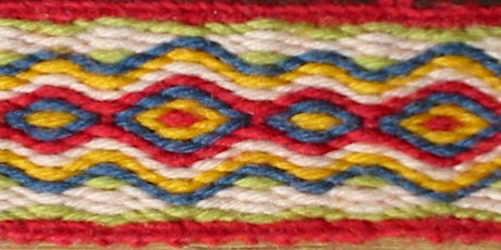 Tablet-Weaving - full day beginner workshop  10am-4pm tickets