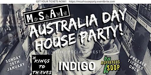 MSAI Australia Day House Party Show