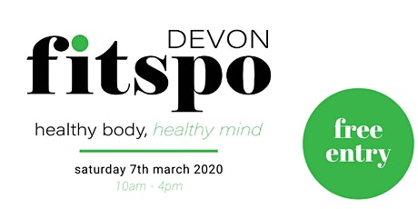 Devon Fitspo - Fitness, Health & Wellbeing Expo tickets