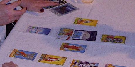 TAROT CARD READING LEVEL I TRAINING WITH SHARON SIMS tickets