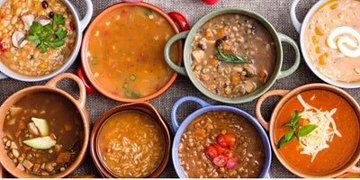 Winter Warmth Souper Supper - Soup for the Soul