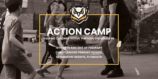 Action Camps - February Half Term