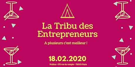 La Tribu des Entrepreneurs #2 billets