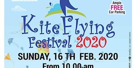 Kite Flying Festival 16 February 2020 @ St Ives Showground tickets