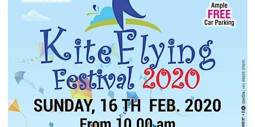 Kite Flying Festival 16 February 2020 @ St Ives Showground