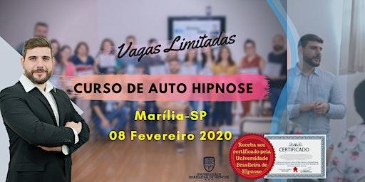 Curso de Auto Hipnose em Marília-SP