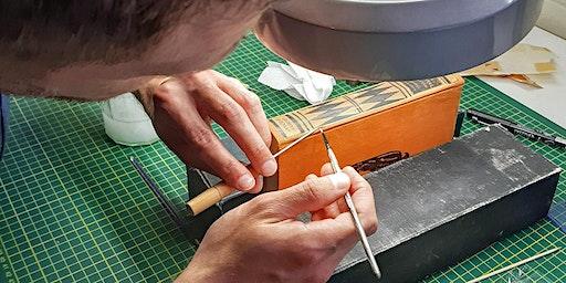Repair of cloth-case bookbindings