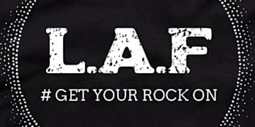 L.A.F - 5 Piece Rock Covers