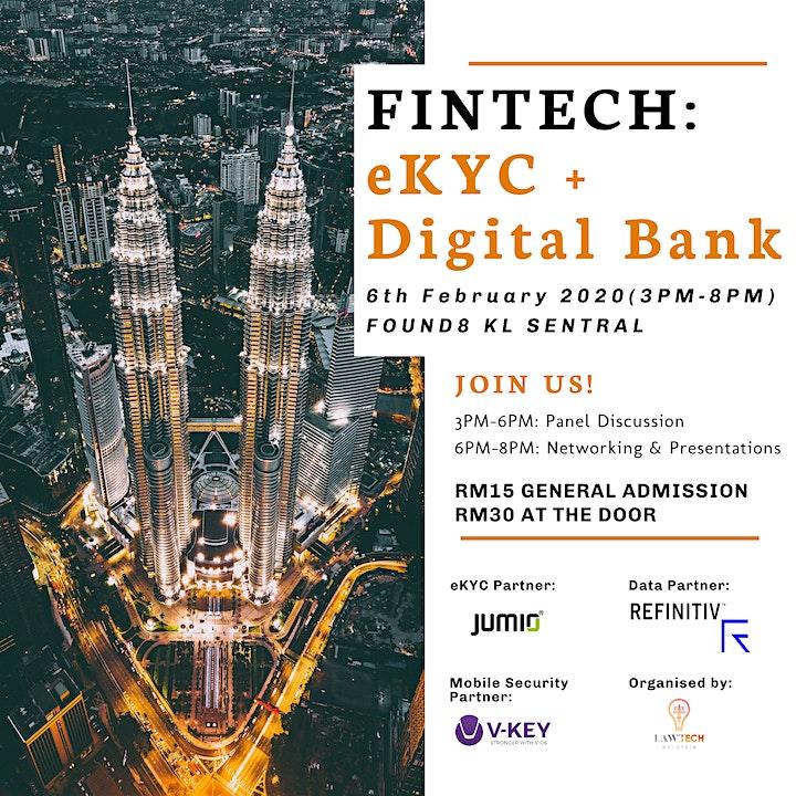 Fintech: eKYC & Digital Bank image