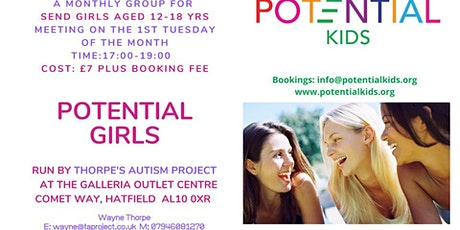 Potential Girls Group tickets
