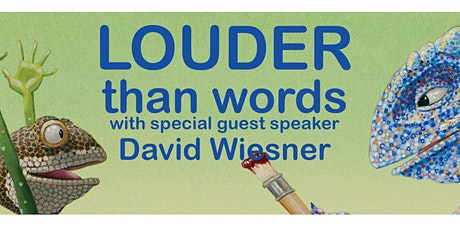 iBbY Ireland Annual Lecture 2020 by David Wiesner tickets