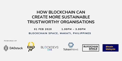 How Blockchain Can Create More Sustainable Trustworthy Organisations