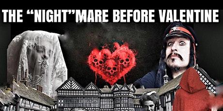 "Flecky Bennett's The ""Night""Mare Before Valentine Bramall Hall Experience 2020 tickets"
