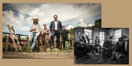 The Brothers Gillespie with Whiskey Foxtrot tickets