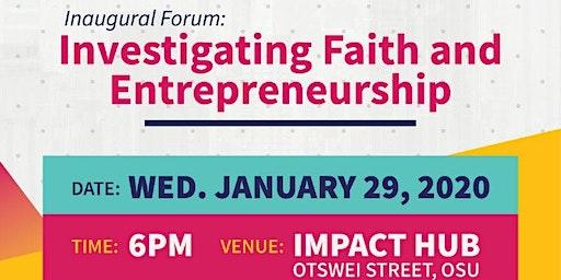 Investigating Faith and Entrepreneurship