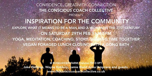 Inspiration for Community with The Conscious Coach Collective